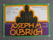 Joseph M. Olbrich - Darmstadt 1967 / 1968 (Mathildenhöhe)