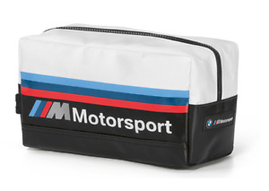 BMW GENUINE M MOTORSPORT TOILETRIES BAG
