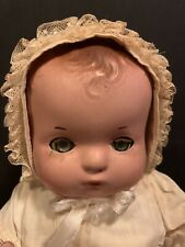 """VINTAGE EFFANBEE COMPOSITION PATSY BABY DOLL 10.5"""""""
