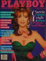 Playboy July 1986 | Carrie Leigh Lynne Austin     #1183 +