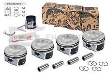 4x Kolben Reparatursatz STD Bolzen Ø 21 mm VW AUDI SKODA SEAT 2,0 TSI CCZA CCZB