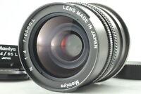 【 MINT Hood 】 Mamiya N 65mm f/4 L Medium Format Lens For Mamiya 7 II from JAPAN