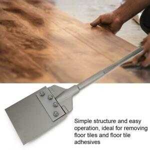 6 in Steel Floor Scraper Tile Removal Bit for Removing Thinset & Wall Adhesives