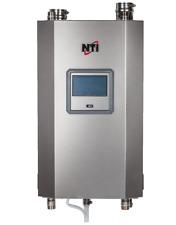 NTI Trinity Tft155 High Efficiency Gas Modulating-Condensing Boiler 155,000 BTU