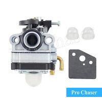 Carburetor & Fuel Line Kit for Craftsman 4 cycle Mini Tiller 316.292711 Carb