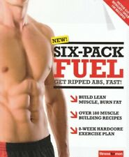 SIX-PACK FUEL: GET RIPPED ABS FAST!, , Good Condition Book, ISBN 0956532667