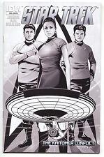 Star Trek 28 IDW 2013 NM- 1:10 Erfan Fajar Variant