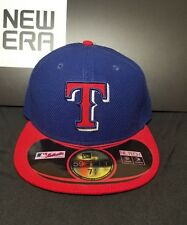 Texas Rangers New Era 59Fifty Fitted MLB Hat/Cap Size 7-3/4