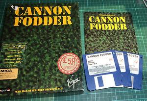 Cannon Fodder For Commodore Amiga