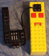 Lego Power Motor 9V 5292 8287 mit Batteriebox und extra Teile