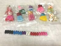 20 pcs   for Kelly Dolls Dress 10  P Clothes + 10   P Shoes