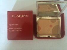 Clarins Opalescence cara y Rubor en Polvo 10g-totalmente Nuevo En Caja * Edición Limitada *