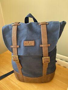 Joules Navy Blue Rucksack Backpack