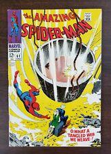 THE AMAZING SPIDER-MAN #61 (1968)