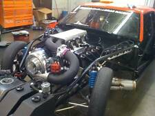 Procharger Chevy SBC BBC F-3R-121 Supercharger Reverse Rotation Cog Race Kit