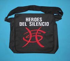 Heroes del Silencio - Logo Shoulder Bag Messenger Bag Metal