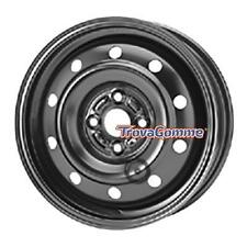 KIT 4 PZ CERCHI IN FERRO Suzuki Swift 5Jx15 4x100 ET40