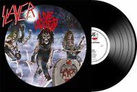 SLAYER - LIVE UNDEAD-Vinyl LP -Brand New-Still Sealed