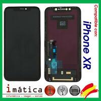 PANTALLA COMPLETA LCD IPHONE XR TACTIL DISPLAY DIGITALIZADOR APPLE DE REPUESTO