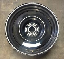 Cadillac GMC Transporter Steel OEM set wheel rim 22 inch