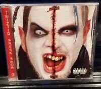 Twiztid - Freek Show CD 2nd Press insane clown posse three six mafia 3 6 icp fs