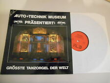 LP va macchina + technick Museo pre: più grande mobilitazione danza Orgel del mondo (20) canzone coro Music