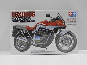 1:12 Suzuki GSX1100S Katana Custom Tuned Tamiya 14065