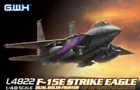 GreatWall 1/48 L4822 F-15E Strike Eagle Dual Roles Fighter Top quality Hot