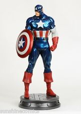 Captain America Avengers Statue 93/1012 Signed Bowen Website Exclusive BRAND NEW