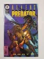 Aliens versus Predator: Booty #1 NM+ (Dark Horse,1996) Colonial Marines!