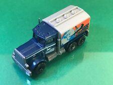 Matchbox 1/64 Diecast Peterbilt Tanker Truck in Great Condition BX23
