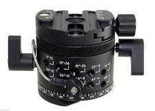 Combo SUNWAYFOTO Indexing Rotator DDP-64MX & DDY-64i Discal Arca Comp Clamp NEW