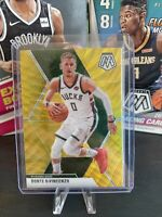 DONTE DiVINCENZO 2019-20 Panini Mosaic TMALL Exclusive GOLD WAVE SSP