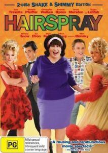 Hairspray DVD Shake & Shimmy Edition NEW & SEALED * PAL * FREE TRACKED POSTAGE