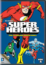 DC COMICS SUPER HEROES - THE FILMATION ADVENTURES VOLUME. 1 (DVD)