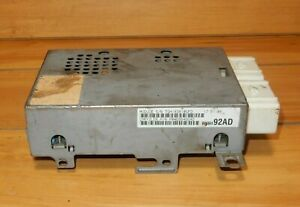 1999-2000 GRAND CARAVAN VOYAGER TOWN COUNTRY BODY CONTROL MODULE BCM 04686492AD