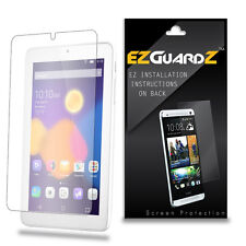 2X EZguardz Screen Protector Cover HD 2X For Alcatel OneTouch Pixi 3 8.0 Tablet
