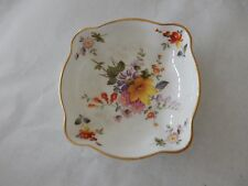 ROYAL CROWN DERBY   PIN DISH   FINE QUALITY from house clearance today