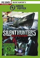Silent Hunter 5 - Battle of the Atlanic - PC - deutsch - Neu / OVP
