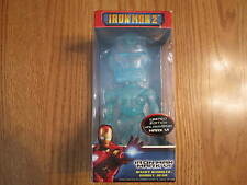 Iron Man 2 Mark VI Holographic Limited Edition Funko Bobble Head NIB