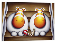 Peter Smith Art Giclee DO YOU COME HERE OFTEN LTD. EDITION - IMPOSSIMALS