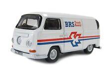 Oxford Commercial 1/76 VW Volkswagen T2 Bay Window Van BRS Rental 76VW018
