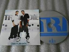 CD-TRAGEDIE-GENTLEMAN-ENTRE NOUS-ALBUM A FLEUR 2 PEAU-MUSIC-(CD SINGLE)04-2TRACK
