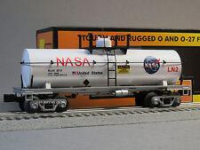 MTH RAIL KING NASA SMOKING TANK CAR O GAUGE train space program 30-73473 NEW