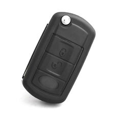 3 Buttons Flip Key Shell Case Fob for LAND ROVER Range Rover Sport LR3 Discovery