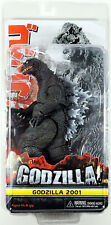 GODZILLA (2001 Movie Version) ACTION FIGURE ~ NECA