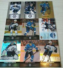 2019-20 WINNIPEG JETS LAINE WHEELER SCHFEIFELE  TEAM SET TIM HORTONS LOT OF 9