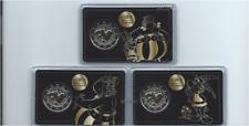 3x 2 euro commémorative France 2019 - Astérix (neuves) coincards