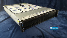 "IBM LENOVO X3650 M5 rack 2.5"" 8 bay server-cto (£ 825 EX-tva)"