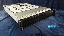 IBM LENOVO X3650 M5 2 x INTEL XEON E5-2620 V4, 32GB DDR4 RAM (£1650 EX- VAT)